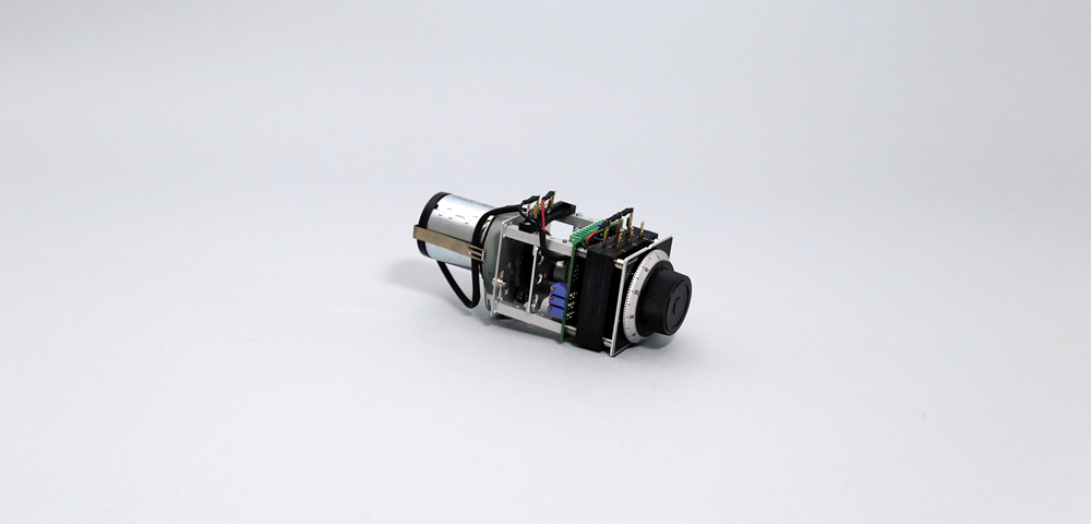 MR267 Motorized Potentiometer