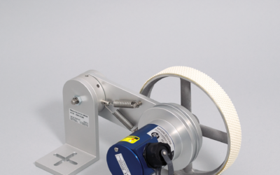 MR346-MRAD Fiber Optic Measuring Wheel System