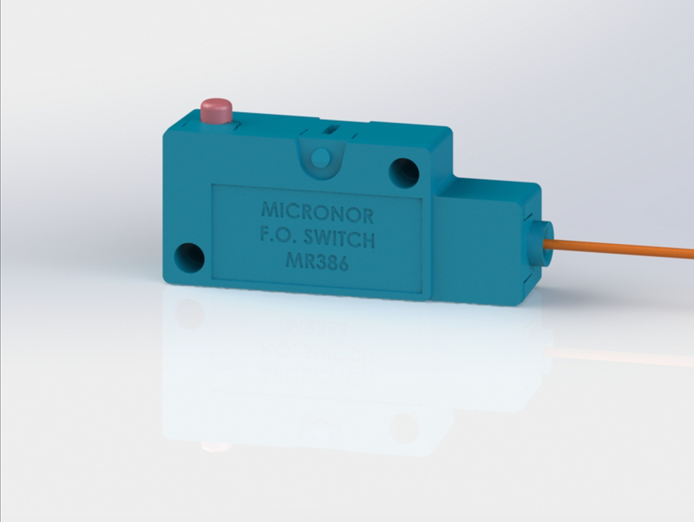 MR386 Fiber Optic Microswitch