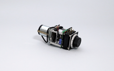MR267 PLC-Compatible Motorized Potentiometer