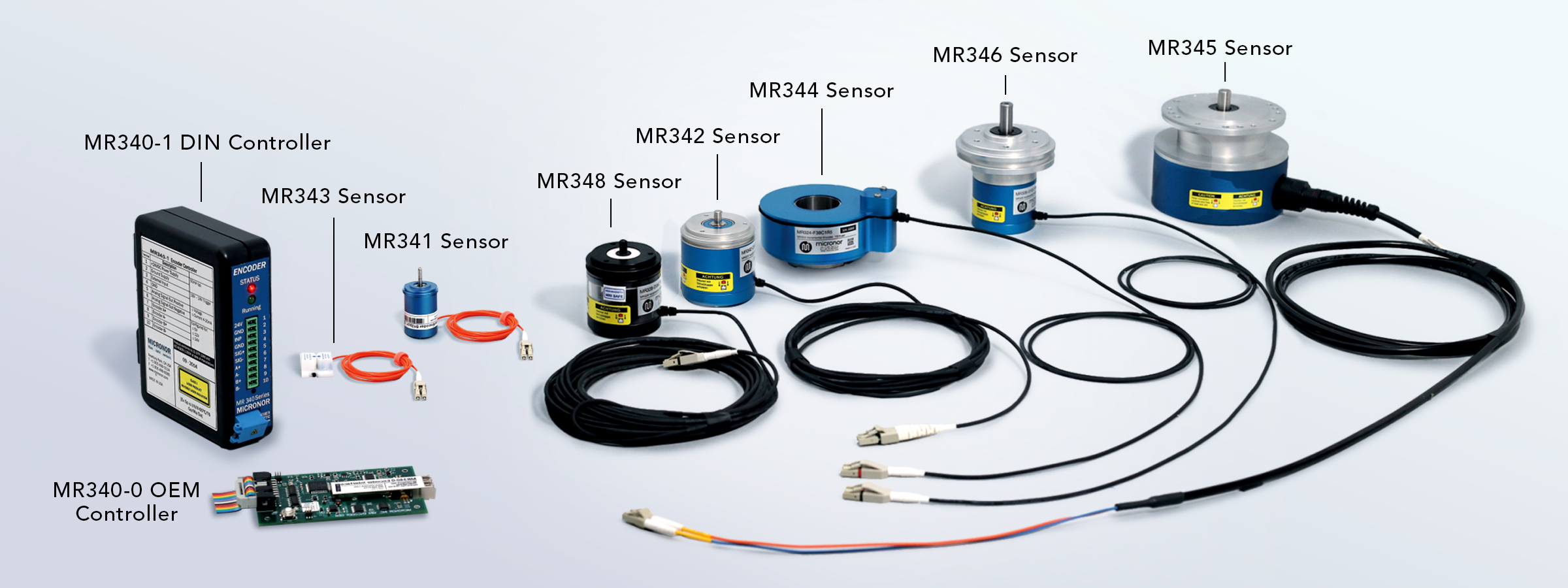 Mr340 Rotary And Linear Incremental Encoder Series Micronor 256 Tap Digitally Potentiometers