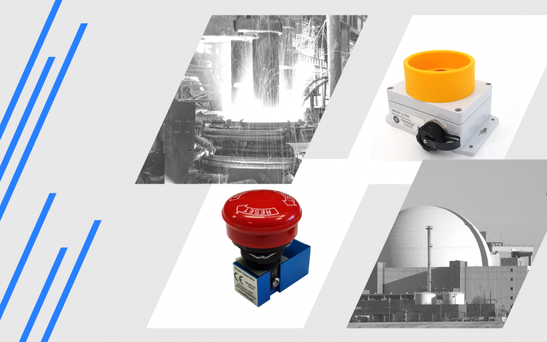 Fiber Optic Emergency Stops Provide Crucial Safety Solutions for Harsh Environment Applications